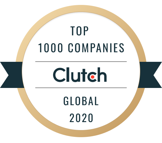 Clutch top 1000 businesses